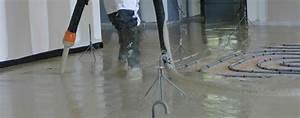 Chape Liquide En Sac : chape fluide chape anhydrite chape flottante chape ~ Dailycaller-alerts.com Idées de Décoration
