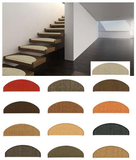 sisal stufenmatten 15er set 2 gr 246 223 en versch farben