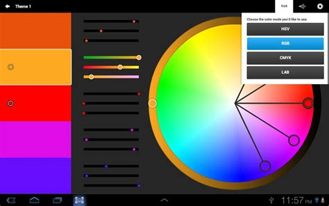 color wheel adobe review adobe kuler is much more than a simple color wheel