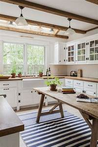 40, Best, Modern, Farmhouse, Kitchen, Decor, Ideas, And, Design, Trend, In, 2019, 10