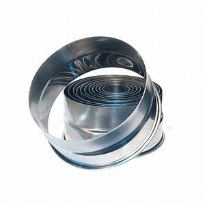 CHB87lb Stainless Steel Heavy Duty High Round Pastry ...