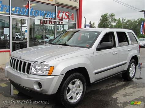 jeep laredo 2007 2007 jeep grand cherokee laredo 4x4 in bright silver