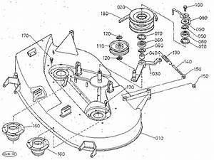 Kubota Bx2200 Parts Diagram : deck pulley diagram parts list for model t1400h kubota ~ A.2002-acura-tl-radio.info Haus und Dekorationen