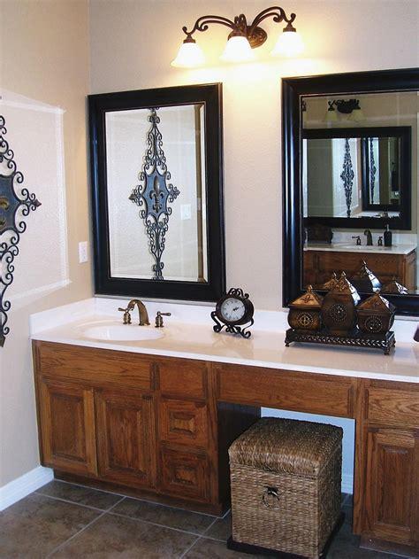 bathroom mirror ideas for single sink bathroom vanity mirrors hgtv