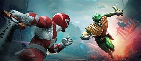 Power Rangers Battle for the Grid for Xbox One, PS4 ...