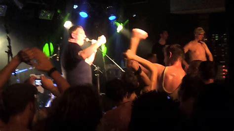 Die Kassierer Live Analsex On Stage Musikbunker Aachen