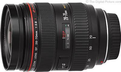 canon ef 28 70mm f 2 8l usm lens review