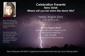 Celebration Women's Ministry - Dickinson Chapter - Home ...