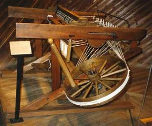 Elks blog: spinning jenny