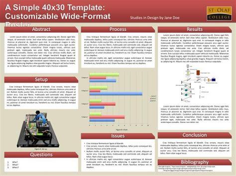poster template google scientific research poster template search poster presentation template