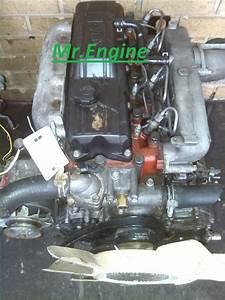 Kia J2 2 7 Diesel Engine