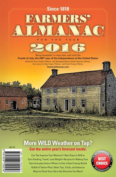 farmers almanac 2016 farmer s almanac winter 2016 map the bull elephant