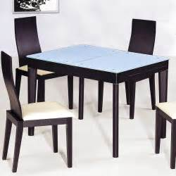 kitchen dining furniture contemporary functional dining room table in black wood grain nashville davidson tennessee ah6016
