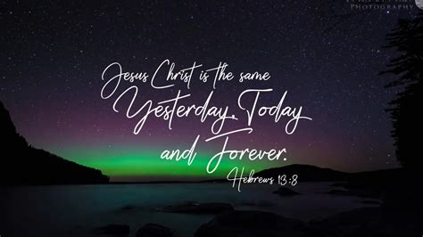 yesterday today  hebrews  seeds family
