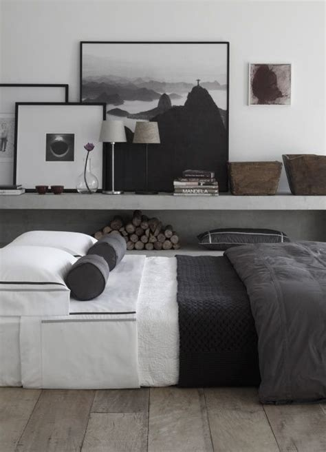 masculine white bedroom modern masculine bedroom interiors by color