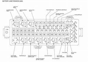 2008 Ford F450 Fuse Box Diagram