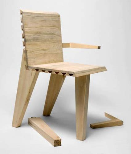 contemporary chairs transformer ideas in wood furniture