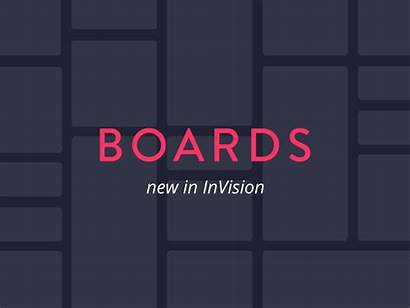 Invision Boards Collaboration Dribbble Reimagined Conduct Interface