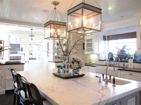 kitchen island decorating casual home kitchen island décor and