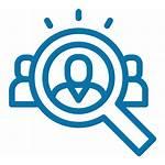 Human Resources Icon Humanos Recursos Icono Hiring