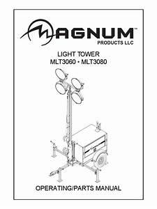 Magnum Manual Mlt3000