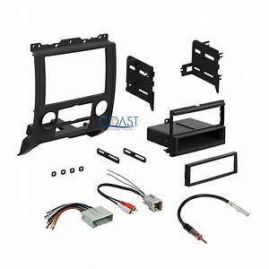 Car Radio Stereo Dash Kit Wire Harness Antenna For 2008