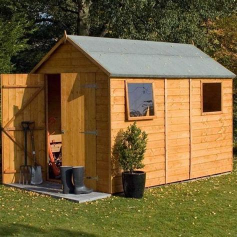 Shiplap Shed by Rowlinsonpremier Shiplap Apex Shed 6x10 Garden