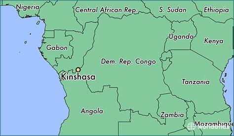 kinshasa  democratic republic   congo