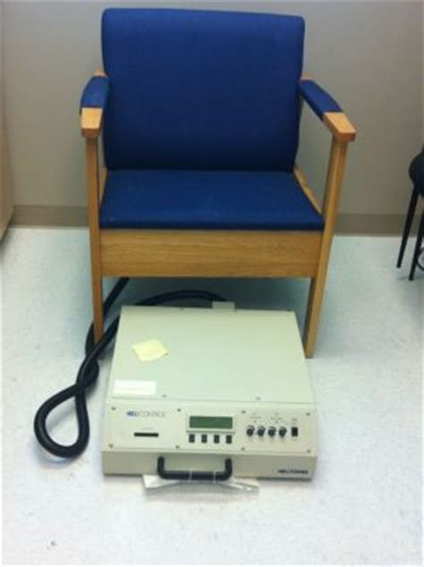 used neotonus chair thera urological procedure table for