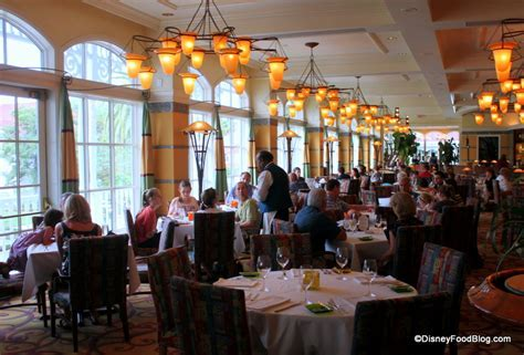 Review: Citricos at Disney?s Grand Floridian Resort and