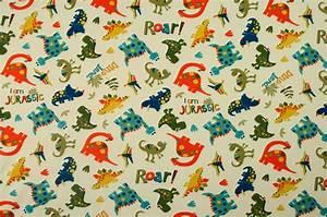 Jersey Stoffe Kinder : kinder jerseystoff dinoparty creme ~ Markanthonyermac.com Haus und Dekorationen