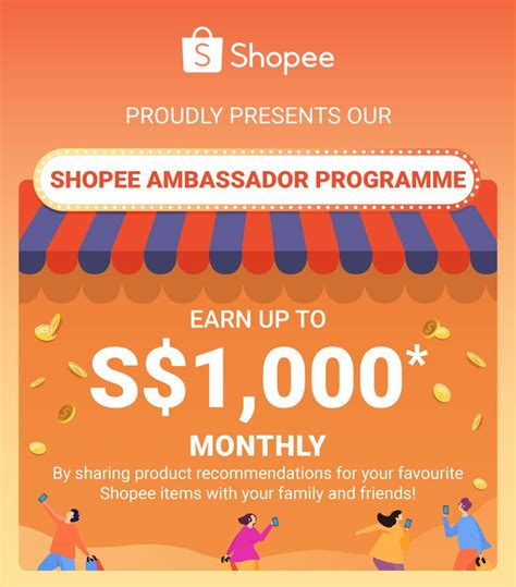Discover The Perks Of The Shopee Ambassador Programme In ...
