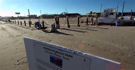galveston private beach     grabs