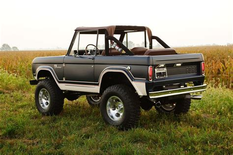 New Ford Bronco For Sale by 1969 Ford Bronco For Sale 77442 Mcg