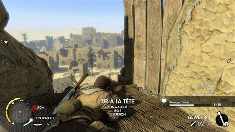 sniper elite 3 side story