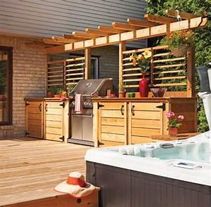 modele rideau cuisine avec photo rideaux cuisine style With superb rideau exterieur pour pergola 10 cintrage corniares