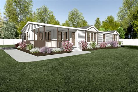 American Farm House Manufactured Homes By Buccaneer