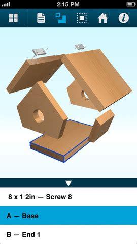 myplan woodworking plans ipad app