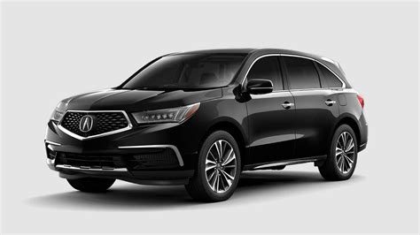 2018 Acura Mdx Model Info  Msrp, Packages, Photos