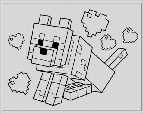 disegni da colorare e stare di minecraft 5 disegni di minecraft da colorare business e educazione