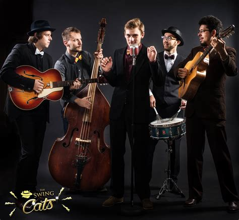 The Swing Cats  Jazz Live Act From Vilnius Gigmit