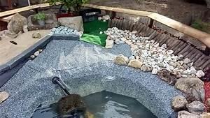 Bulleur Pour Bassin : bassin pour tortue youtube ~ Premium-room.com Idées de Décoration