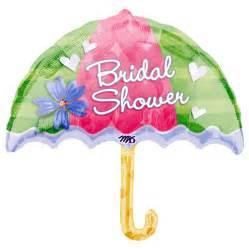 Bridal Shower Umbrella Clip Art
