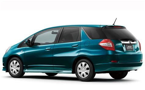 stretched  fit honda fit shuttle fit shuttle hybrid