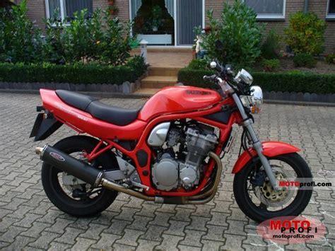 97 Suzuki Bandit 600 by Suzuki Gsf 600 N Bandit 1997 Specs And Photos