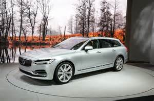 volvo xc90 r design 2016 volvo v90 prices revealed pictures and information autocar