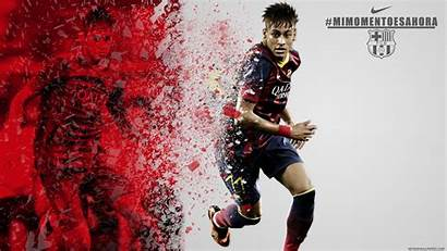 Neymar Nike Wallpapers Barcelona Jersey