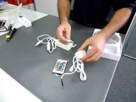 kit led pour escalier comment brancher un kit ruban led 169 2012 euroshopled