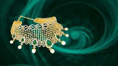 Wallpapers Necklaces Gold Jewelry