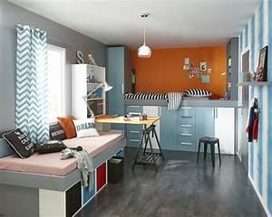 Chambre Pour Ado : lit original pour ado chambre duenfant et chambre duado ides pour filles et garons with lit ~ Farleysfitness.com Idées de Décoration